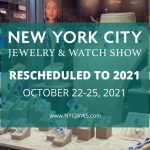 6th ANNUAL NEW YORK CITY JEWELRY & WATCH SHOW