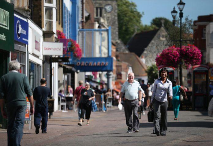 British Retail Consortium declares best quarter on record for sector