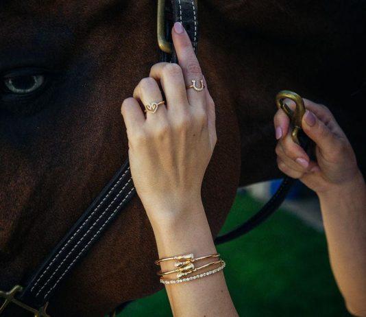 Equestrian Jeweler, Karina Brez, Hosts Sag Harbor Pop-Up and Debuts New Jewelry