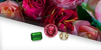 Glowing Pastel Color Tourmaline are in Trend this 2021 Winter