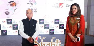 Delhi Jewellery and Gem Fair concluded with an impressive footfall of 12500+ buyers