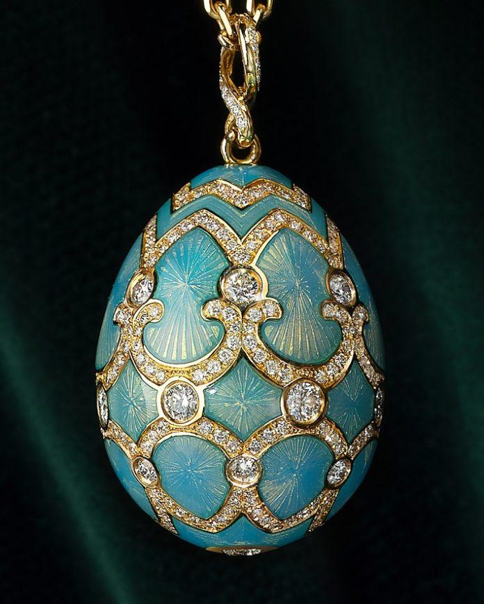 Fabergé Egg Pendant