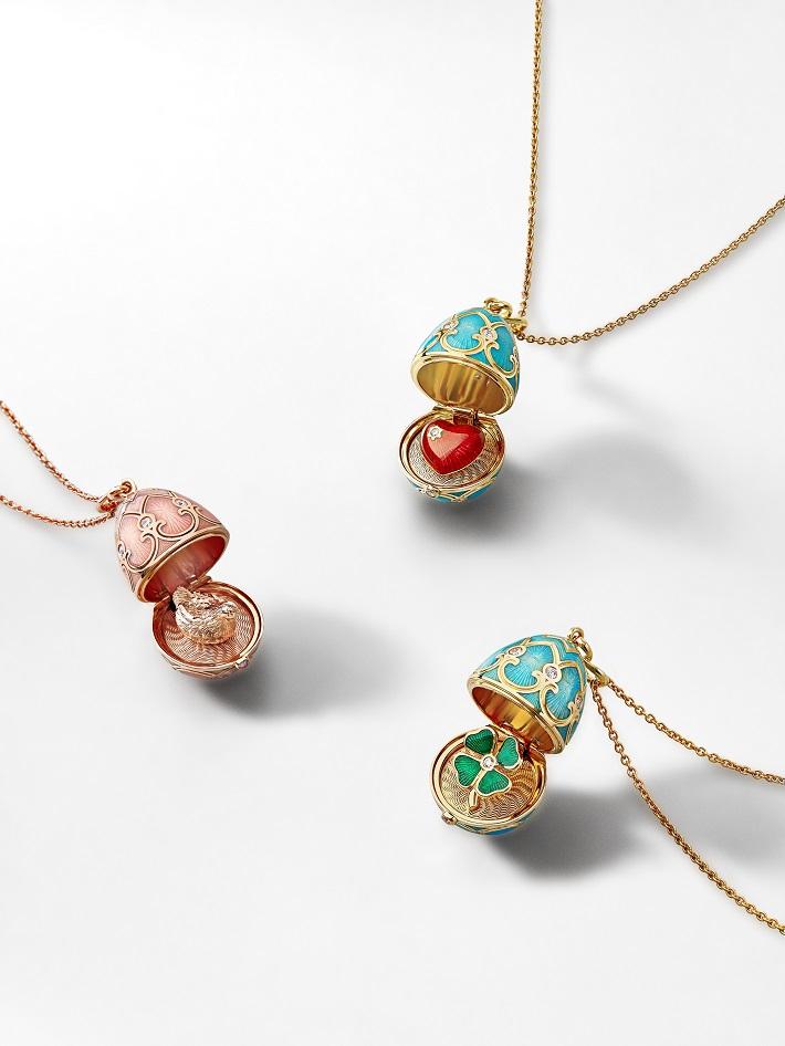 Fabergé Heritage Surprise Locket
