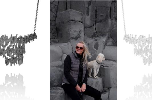 Icelandic Jeweller Aurum by Guðbjörg Launch New BASALT Collection