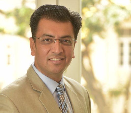 Sachin Jain, Managing Director, De Beers India